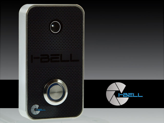 i-BELL WiFi Doorbell - Connected Crib