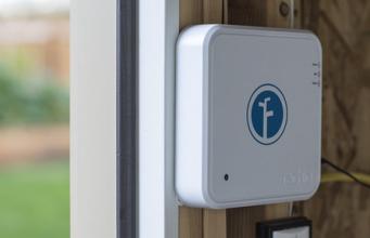 Ultraloq Ul3 Bt Touchscreen Smart Lock Connected Crib