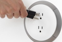 Brio Smart Power Outlet Keeps Your Children Safe