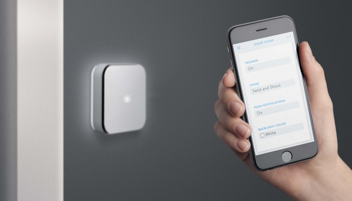 Ding Smart Door Chime Connected Crib