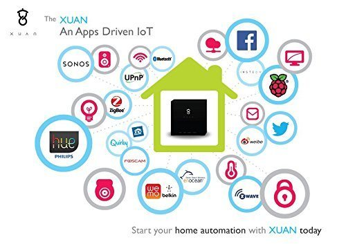 Home Automation Hub Xuan Stack Box Home Automation Hub  Connected Crib