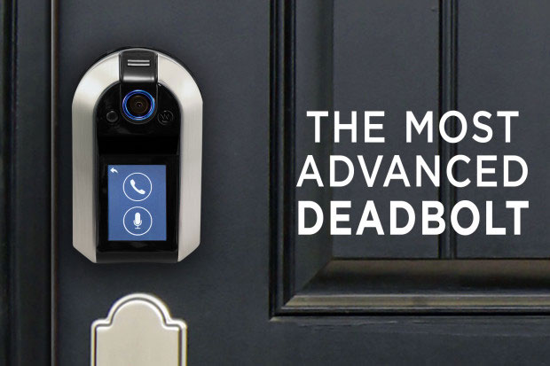 Westinghouse Nucli Smart Lock W Camera Amp Voice
