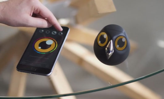 Ulo Security Camera Looks Like A Cute Owl Connected Crib