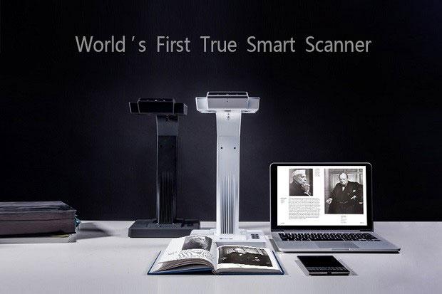 ting at scanner