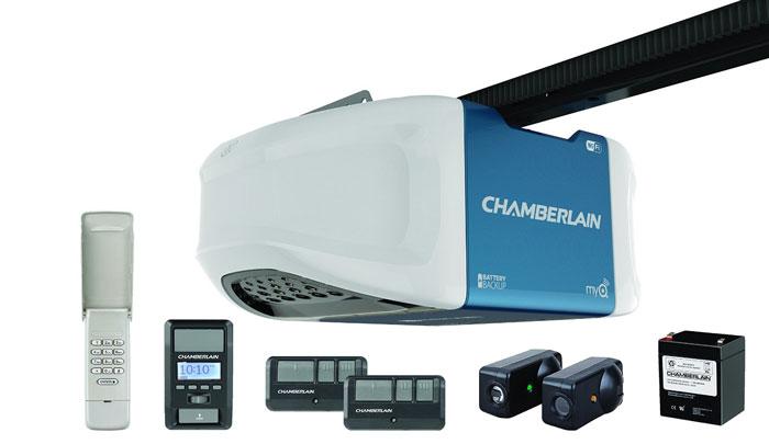 Chamberlain Smartphone Controlled Wifi Garage Door Opener