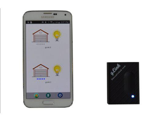 Glink Turns Your Phone Into A Garage Door Opener Connected Crib