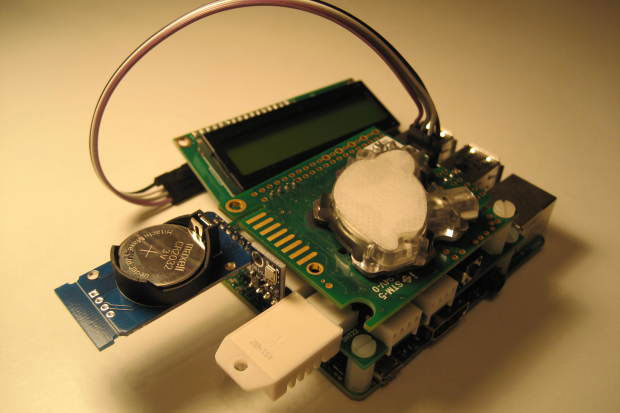 Liv Pi Turns Your Raspberry Pi Into A Air Quality Monitor