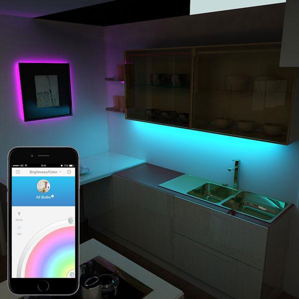 Yeelight App Controlled Smart LED Strip