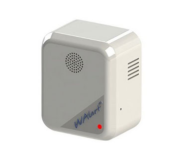 3D-Spatial-Home-Security-Device