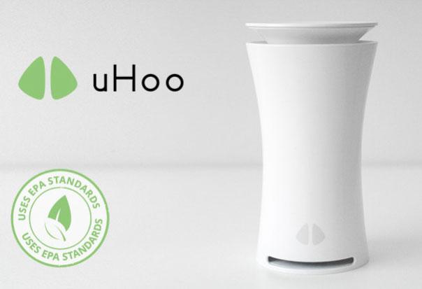 Uhoo Advanced Indoor Air Sensor Connected Crib