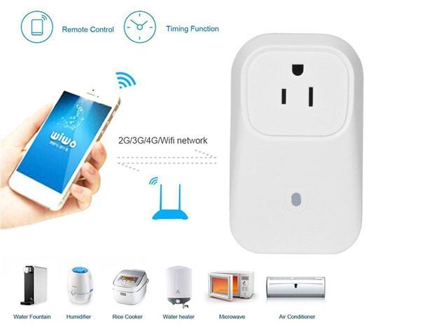 Bols Wifi Smart Socket Connected Crib