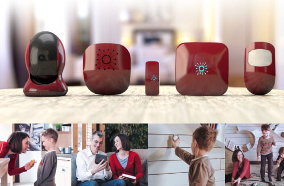 DOMI-Home-Security-System