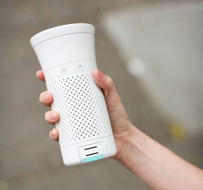 Wynd Smart Air Purifier Connected Crib