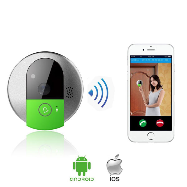 WOHOME-BA02-WiFi-Video-Doorbell-Camera