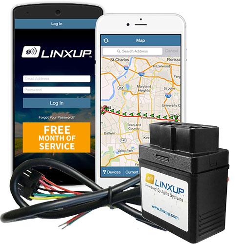 Linxup-Car-GPS-System