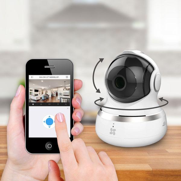 EZVIZ-Mini-360-HD-WiFi-Security-Camera