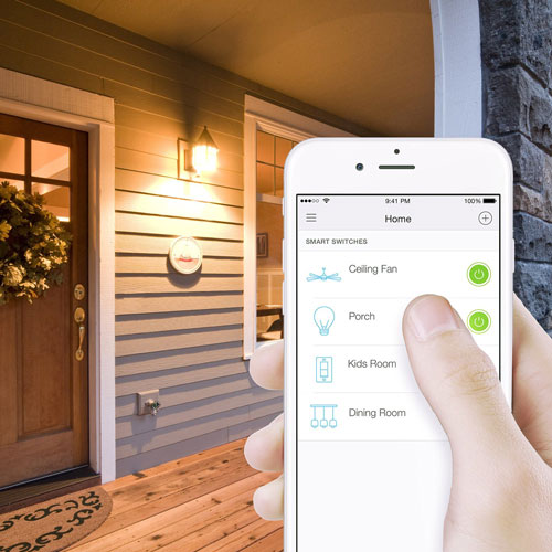 Tp Link Smart Wifi Light Switch Works With Alexa