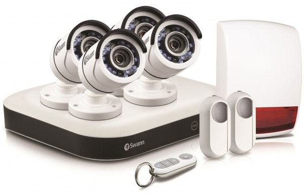 Swann's-Smart-Series-HD-Video-Surveillance-And-Alarms-for-Smart-Homes