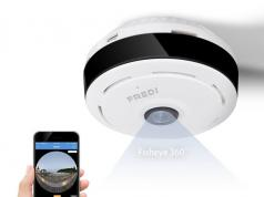 Yi Home Camera 1080p Security Camera Connected Crib