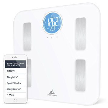 weight-gurus-wifi-connected-body-fat-scale