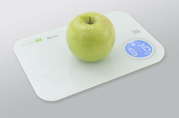 Kitcheniq Smart Nutrition Scale Connected Crib