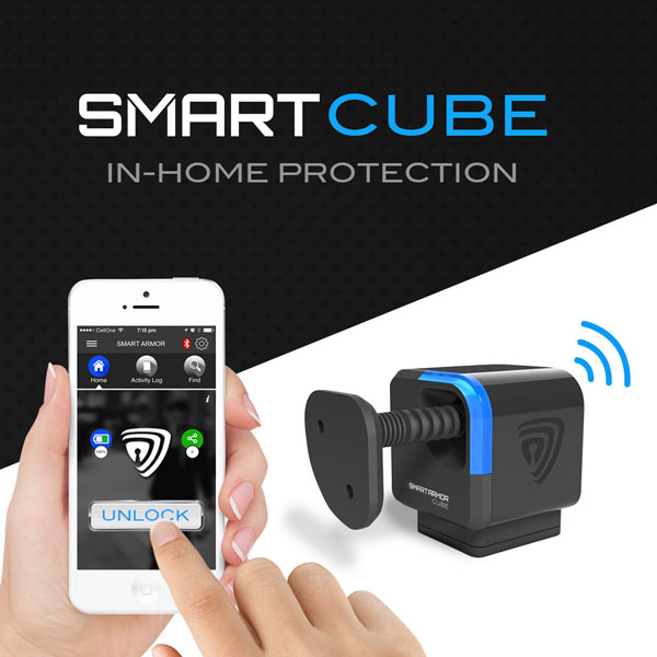 smart cube bluetooth locking system connected crib. Black Bedroom Furniture Sets. Home Design Ideas