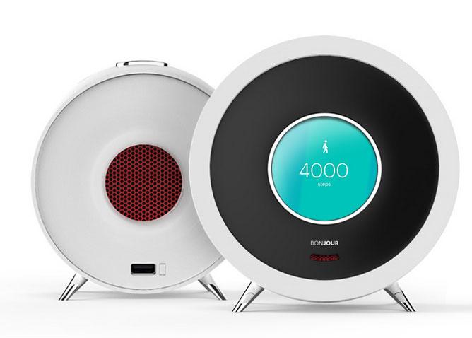bonjour-voice-controlled-alarm-clock