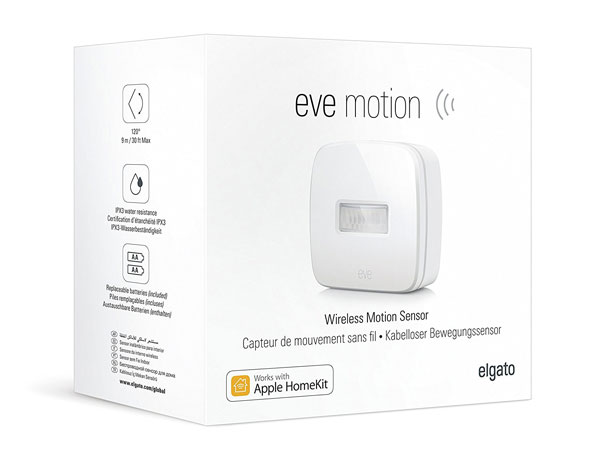 Elgato Eve Motion Smart Motion Sensor Homekit