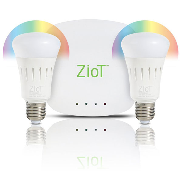 Ziot Home Automation Dual Light Kit Connected Crib