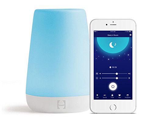 crib light and sound machine