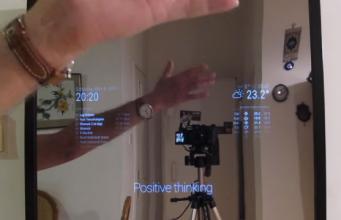 Raspberry pi 3 smart mirror download