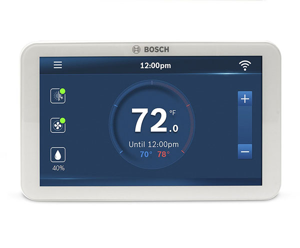 bosch connected control wifi thermostat connected crib. Black Bedroom Furniture Sets. Home Design Ideas