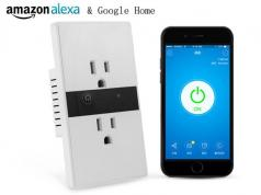 Tp Link Hs110 Smart Plug With Wifi Amp Amazon Echo Support