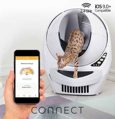Litter Robot Iii Open Air Automatic Litter Box With Wifi