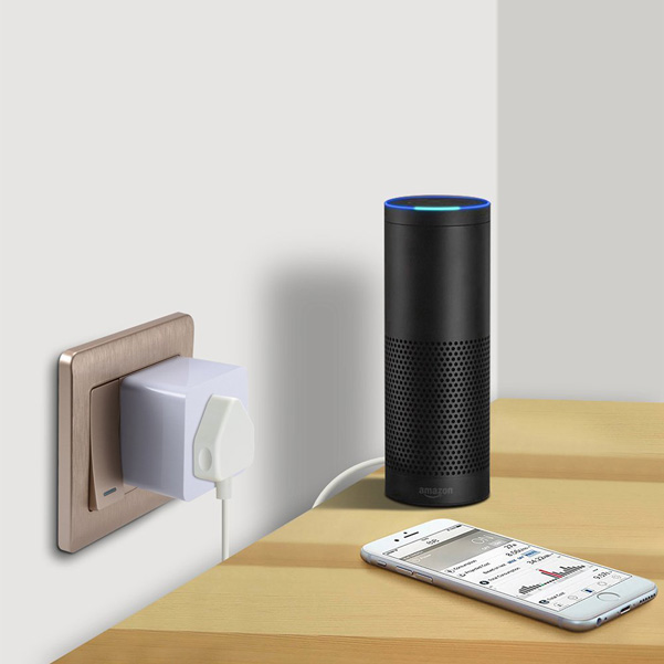 Smart Wifi Plug With Alexa Amp Ifttt Support Connected Crib