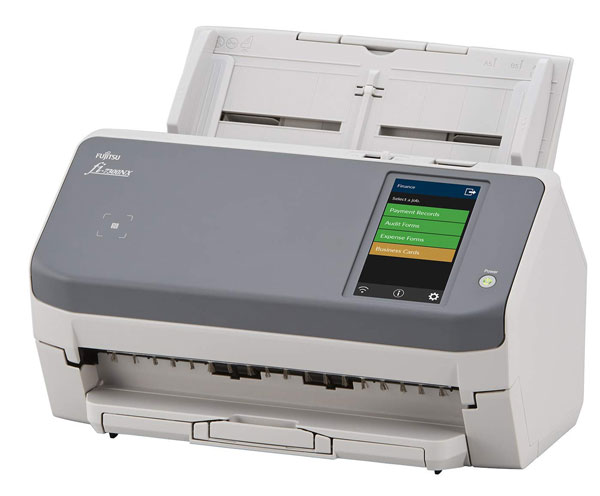 Fujitsu Fi 7300nx Workgroup Network Enabled Scanner