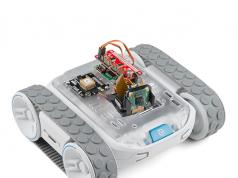 Robelf Multi Camera Smart Home Security Robot Connected Crib