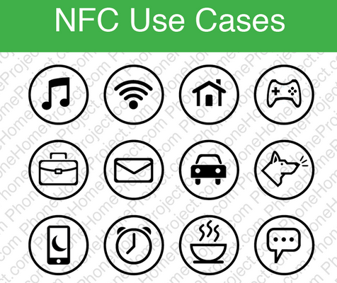 nfc use cases