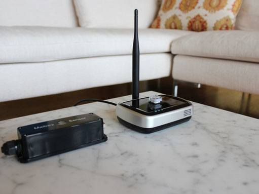 Fibaro Swipe Home Automation Gesture Control Pad