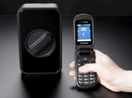 sms-door-lock
