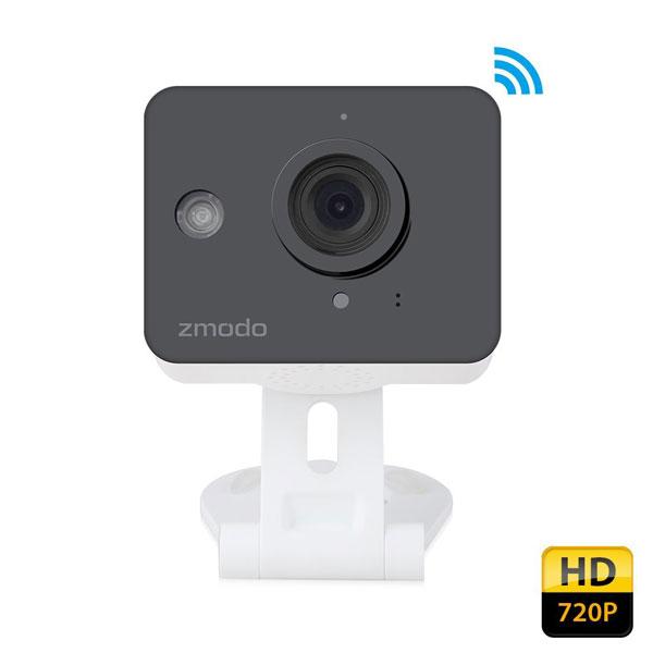 Zmodo Mini Wifi 720p Indoor Camera Connected Crib