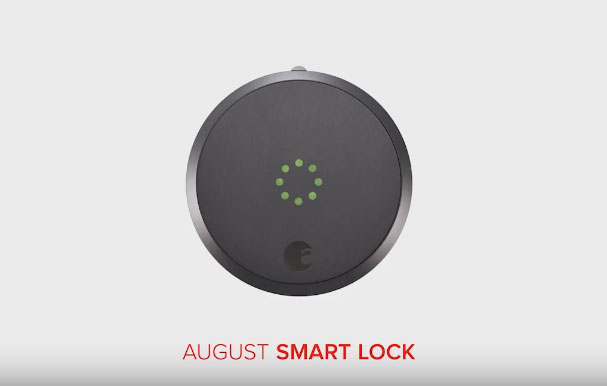 August Smart Lock Homekit Edition Connected Crib