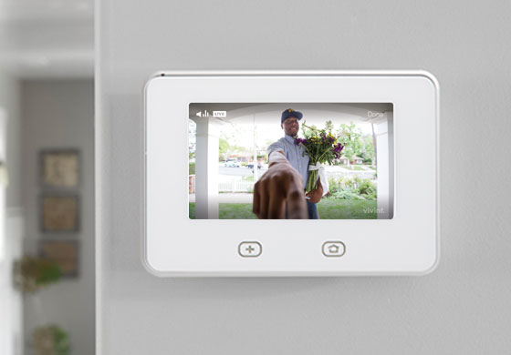 Vivint Doorbell Camera for Smart Homes - Connected Crib