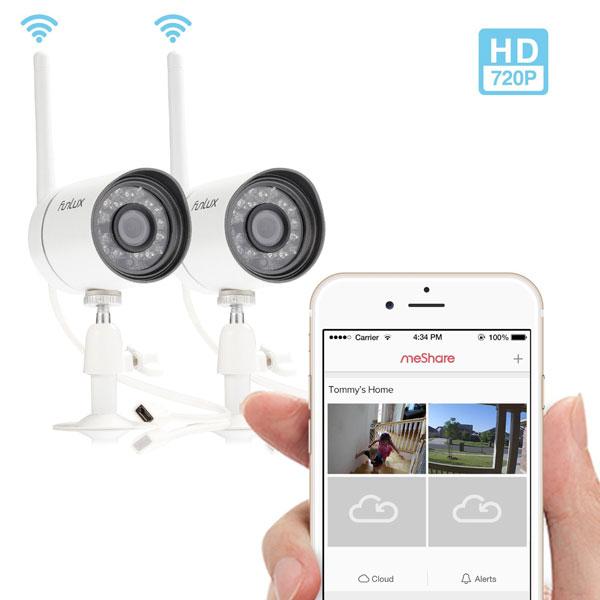 Funlux-Outdoor-720P-HD-Smart-Camera