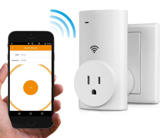 Akface Wifi Smart Plug Connected Crib