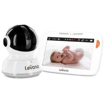 Levana-Willow-HD-Touchscreen-PTZ-Baby-Monitor