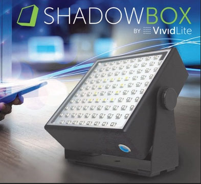 Shadowbox App Controlled Smart Lamp Connected Crib