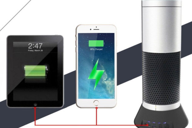 Amazon-Echo-Charging-Cradle-&-Power-Bank