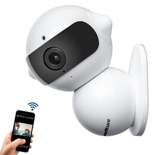 Fuleadture-Robotic-WiFi-Camera