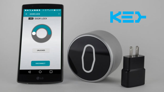 Blukey Unlock Your Door From Your Smartphone Connected Crib